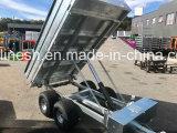Электрический насос гидровлическим гальванизированный концом трейлер 2000kgs или 2-Ton ATV/трейлер квада/трейлер фермы/трейлер сада/общего назначения трейлер/малый трейлер трактора