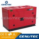 gerador Diesel silencioso de 10 kVA com o motor Diesel de Changchai EV80