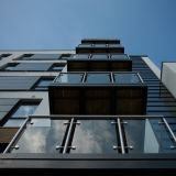 Sécurité élevée Sentryglas clair Verre feuilleté balcon balustrade 12mm Prix