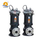 Bomba de água de esgoto submergível deObstrução elétrica centrífuga