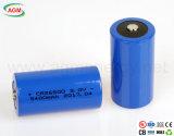 Batería del Li-ion de Cr26500 3.0V 5400mahrechargerable Cylindrial