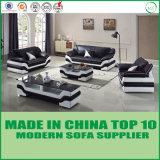 Sofa sectionnel de cuir de meubles d'hôtel de salle de séjour de mode de Contemorary