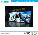 P3.91, P4.81, P5.95SMD Outdoor Location écran LED affichage LED