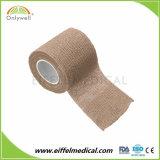 Qualité Premium Non-Woven élastiques mixtes Bandage cohésif