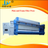 Placa y el bastidor de cacahuete Filtro Prensa Filtro de aceite de cocina
