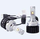 Hellerer, klarerer und länger anhaltenderer Cnlight LED Scheinwerfer-Konvertierungs-Installationssatz