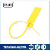 Numeriertes Sicherheits-Kabel Plastikzug-Sicherheitsmaßnahmen-Dichtungen