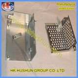 Водонепроницаемый металлическую коробку с алюминиевыми из Китая (HS-SM-0035)