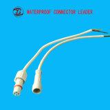 Schrauben-passender elektrischer Ministecker der RoHS Bescheinigungs-IP67