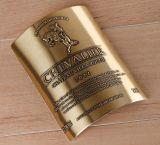 直接製造者の安い価格の一義的なアルミニウムステッカーのラベル