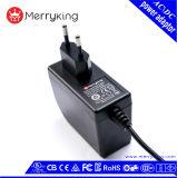 De geregelde AC van de Output van gelijkstroom Levering van de Macht van de Adapter 12V 1A 2A
