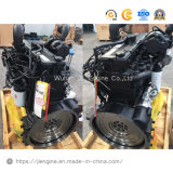 건축 기계 디젤 엔진 8.3L 260HP Qsc8.3-C260 엔진 회의