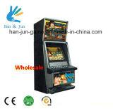 De muntstuk In werking gestelde het Wedden Machine van het Spel van de Groef van het Spel