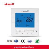 LCD 디지털 룸 팬 코일 온도 조절기 (S400BF)