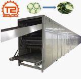 5 camadas de máquina de secagem vegetal de ar quente do alimento comercial