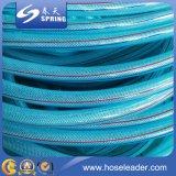 Fabricante e exportador de mangueira de jardim flexível do PVC da planta da tubulação do jardim do PVC para a mangueira da água de irrigação da água