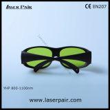 &808nm 980nm &1064nm de alta transmitancia de protección láser gafas de Laserpair