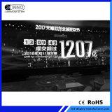 Wand-Bildschirmanzeige-Panel P3.8mm hohes Definition RGB-LED videofür das Bekanntmachen