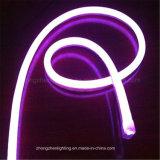 IP65小型ネオンライトの高品質の紫色の軽い屋内および屋外のネオンライト110V 8*16mm