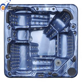 Luxe 180 Jets Acrylic Comfortable SPA Ton jcs-16 van Kgt