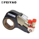 薄型の空油圧レンチのための減力剤の挿入