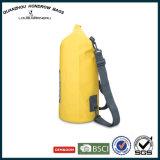 Il pacchetto dell'oceano di alta qualità 5L 10L 20L che trasporta le doppie cinghie con una zattera di canottaggio impermeabilizza il sacchetto asciutto Sh-17090145 del Duffle