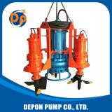 De centrifugaal Op zwaar werk berekende Pomp Met duikvermogen van de Dunne modder
