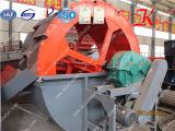 Pianta di lavaggio della sabbia del silicone del minerale metallifero di Keda