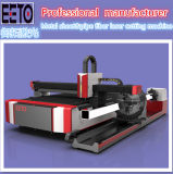 Máquina de corte láser de fibra de Chapa Metálica&Corte Tubo