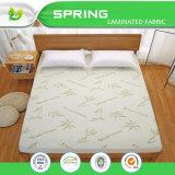 タケマットレスのカバーの保護装置の十分に合われた二重サイズの寝具