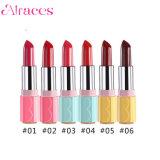 6 de Lippenstift van het Embleem van de Douane Ccolor voor het Gebruiken van de Schoonheid