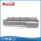 Tapicería popular al aire libre tejido de revestimiento en polvo de sofá