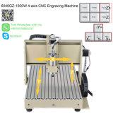 CNCの木工業の旋盤CNCの木製の切り分ける機械