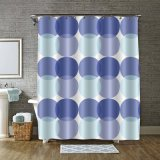 Custom Print душ шторки с 100% полиэстера плесени устойчив