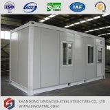Sinoacmeは平らなパッキング容器の家を組立て式に作った