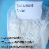 Acetato esteroide de la testosterona del polvo para el Bodybuilding CAS: 1045-69-8