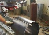 Soldadora longitudinal modificada para requisitos particulares del cilindro de gas del LPG