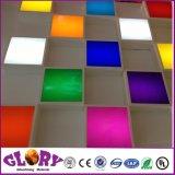 Placa acrílica transparente plástica de PMMA e folha acrílica