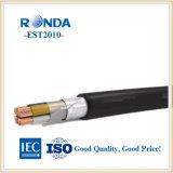 La Chine célèbre marque Shanghai Ronda câble conducteur en cuivre sur le fil électrique 240 sqmm
