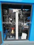 Gerador Diesel do baixo ruído psto por Isuzu com ATS