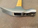 Herramientas seguras y durables de la maneta del martillo de garra de bambú (HKBM-02) de Striiking de la mano