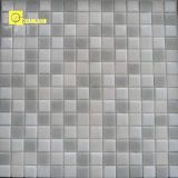Mosaico de pedra para a Superfície Brilhante Crystal cor branca (MC206)