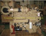 Nt855-C250 de 183KW/250CV Ccec Motor Cummins diesel para el entrenador del vehículo camión volquete, la remoción de escoria, Vagón cisterna