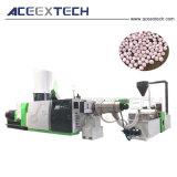 固まる機械をリサイクルするPPのPEのプラスチック