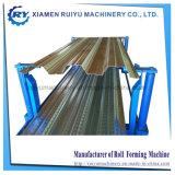 機械を形作る鋼鉄デッキのフロアーリングロール
