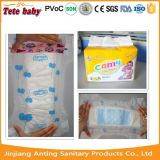 Fábrica barata absorvente elevada ultra fina do tecido do bebê do tecido do estoque