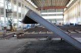 Estructura de acero para la central eléctrica