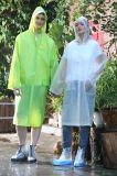 Многоразовые водонепроницаемые Дождевик нанесите на резьбу датчика дождя и освещенности с помощью Poncho капот и рюкзак место