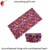 Röhrenförmiges farbenreiches Stutzen-Schal-Kopftuch für Geschenke (YH-HS045)