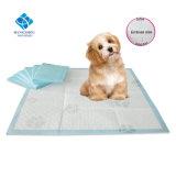 Tamanhos múltiplos e almofadas do treinamento do XIXI do filhote de cachorro do projeto para o cão